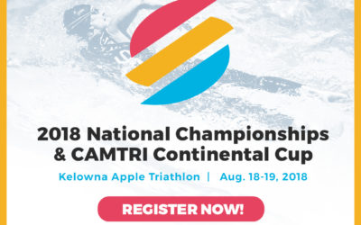 Apple Triathlon to Host the 2018 & 2019 Canadian National Championship  & 2018 ITU CAMTRI Continental Cup