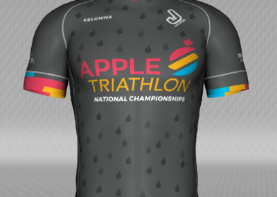Tour Jersey - Front